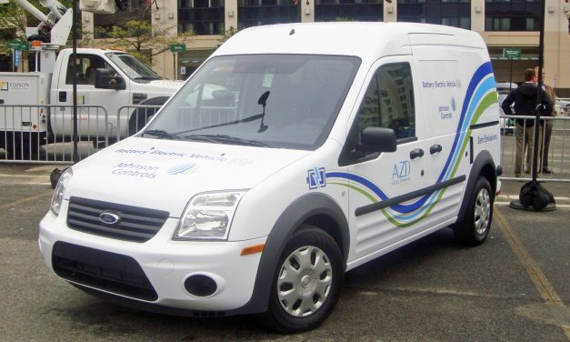 Why More Van Drivers Are Going Green