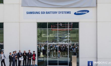 Samsung unveils new fast-charging electric car battery
