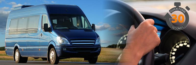 9 Seater Minibus Insurance