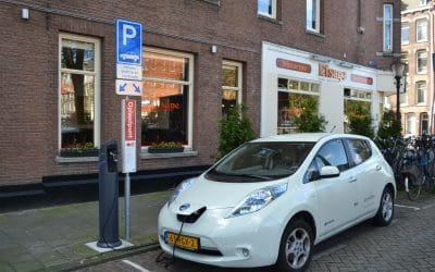 Energy Networks in UK Need to Prepare for Surge in Electric Car Use