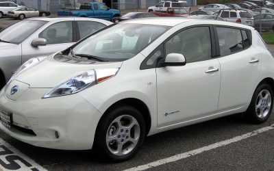 New Nissan Leaf To Feature e-Pedal Technology