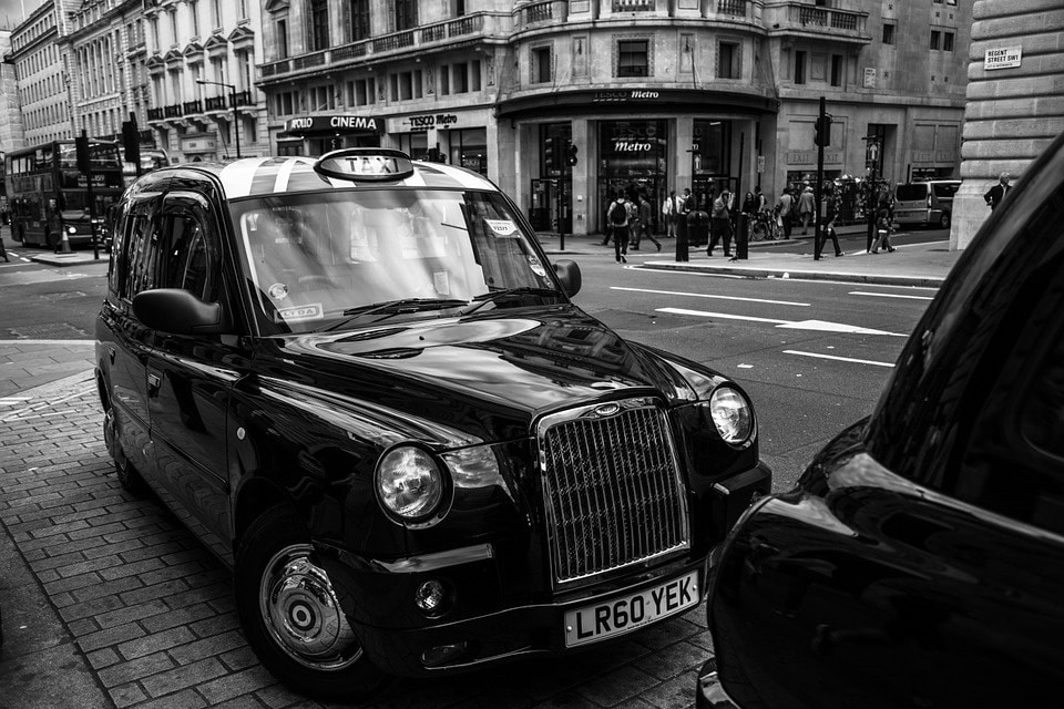New Electric Black Cab Trialed in London