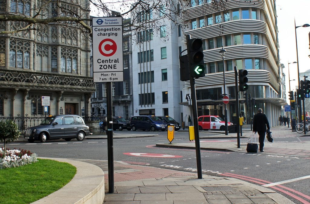 New Toxicity Charge Comes into Effect in London