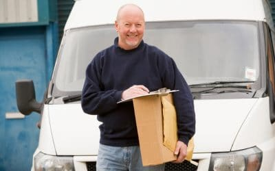 What is Courier Van Insurance?