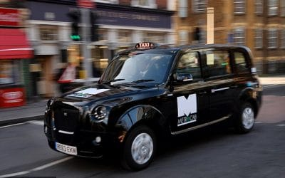 Electric Black Cab Certified for Use