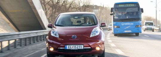 Electric and Hybrid Vehicles Account For More Than Half of Norway's New Car Sales