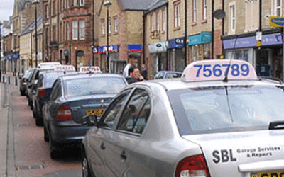 What Does It Take to Set Up a Small Taxi Firm?